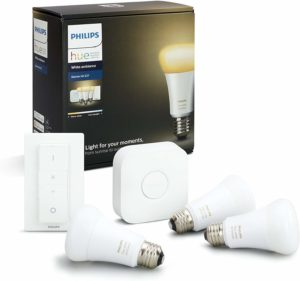 kit de démarrage Philips Hue White And Ambiance