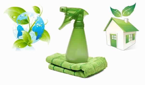 Comment nettoyer sa maison de manière écologique