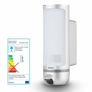 Caméra de surveillance extérieure jour & nuit Bosch