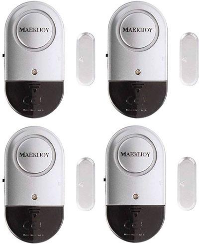 alarme de fenêtre de maison maekijoy