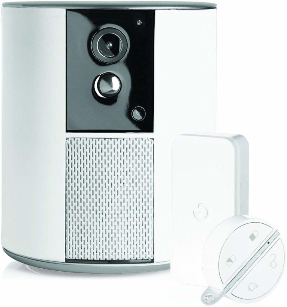 caméra de surveillance intérieur avec enregistrement Somfy One+