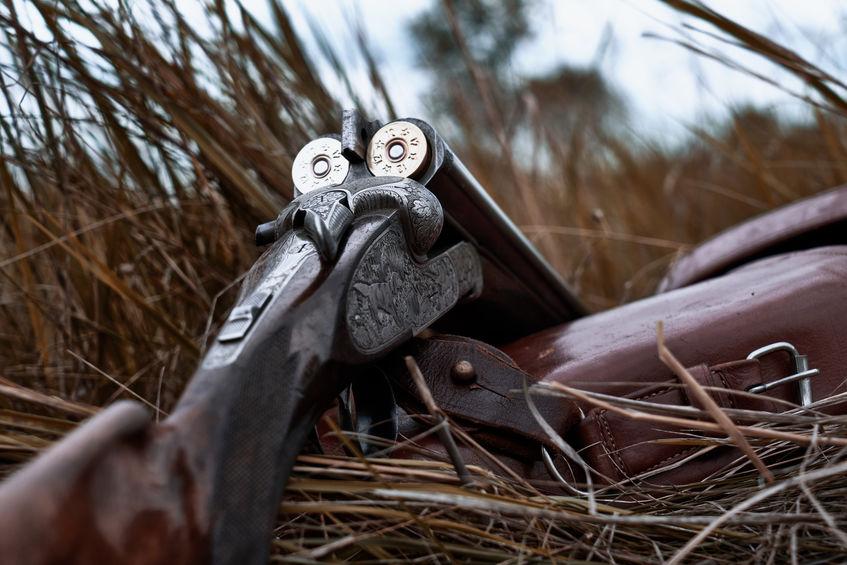 arme de chasse non déclarée