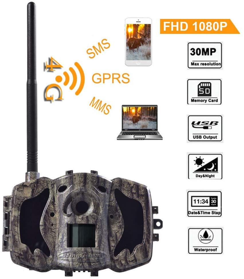 meilleur camera de chasse gsm Bolyguard 4G