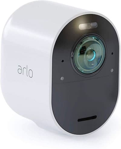 Arlo Ultra 4K Camera de surveillance