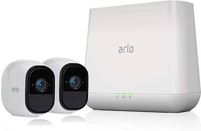 camera de surveillance arlo pack