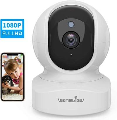 Caméra Surveillance WiFi pas cher