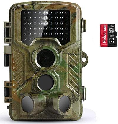 Caméra de Surveillance chasse Étanche
