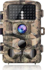 Campark Caméra de Chasse 16MP