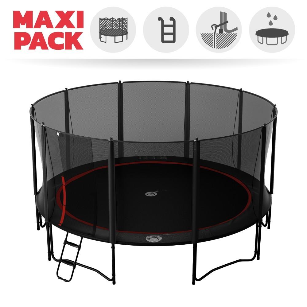 trampoline adulte booster 490