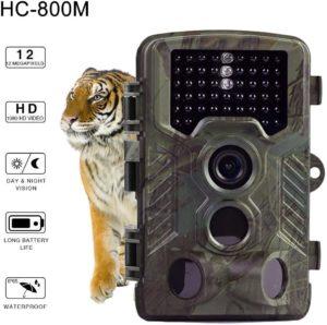 HC-800M Caméra Chasse MMS SMS Sans Fil HC800M
