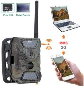 YTLJJ S680M Caméra de Chasse 2G GSM Infrarouge